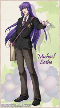 Michael Lathe -Full Body Ref-