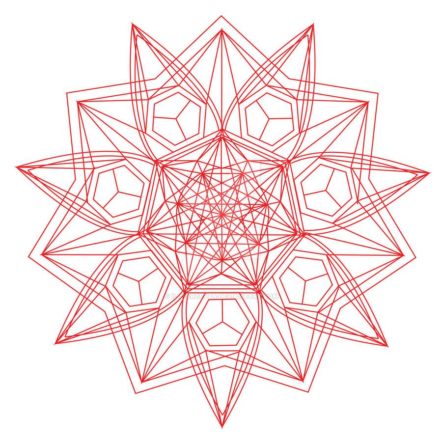 Geometric Tattoo Design By Ilovereptar On Deviantart