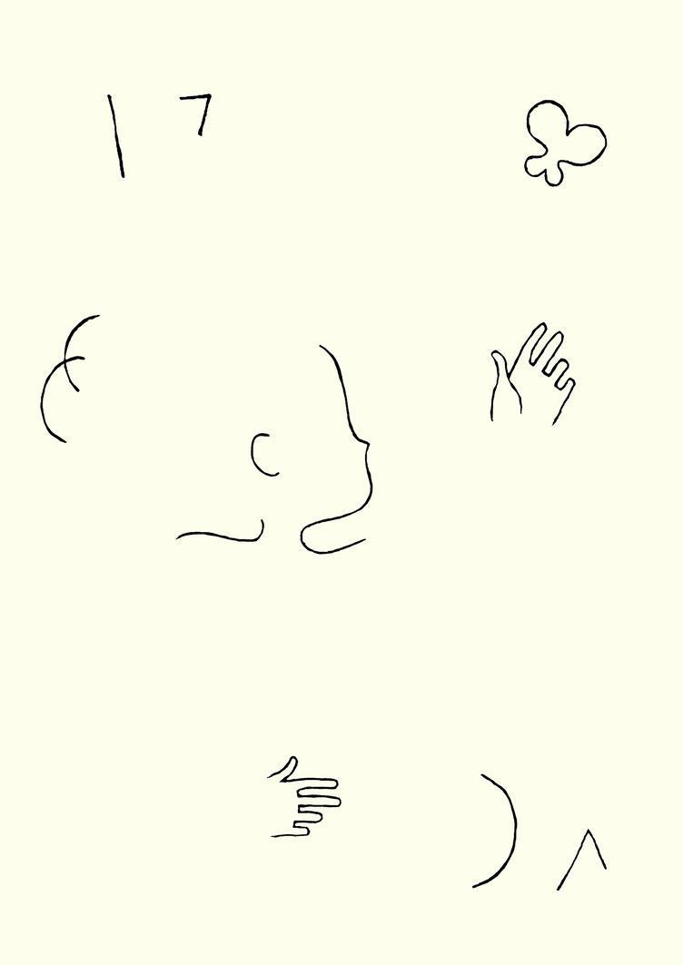 17th birthday scribble challenge by mahuasarkar on deviantart MA Qing Hua