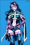 Sketchdoodle3: Huntress is Hot
