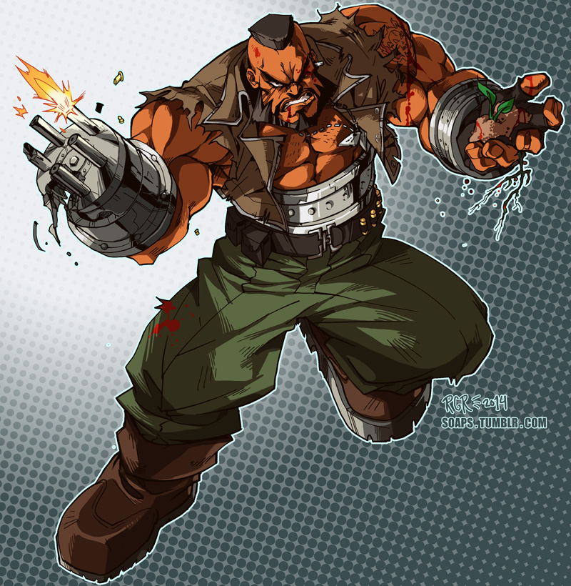 Collab-barret by Soap-Committee
