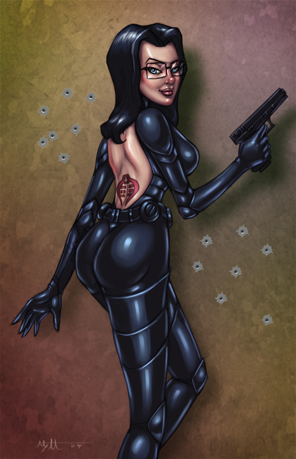 Baroness 1 by umbrafox