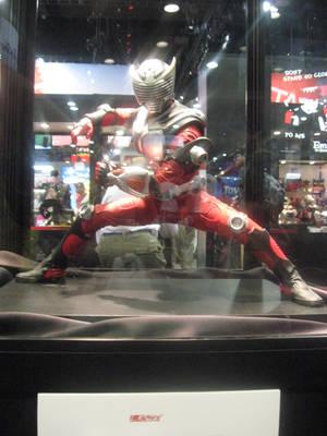 Kamen Rider Ryuki Oversize Figure by granturismomh