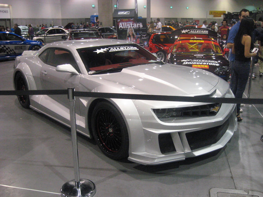 Chevrolet Camaro SS Tuned by