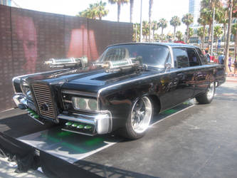 The Green Hornet Black Beauty Car by granturismomh