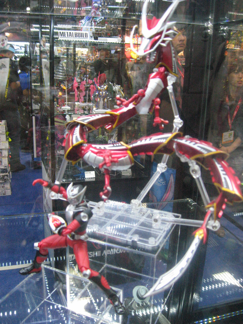 SH Kamen Rider Ryuki by granturismomh