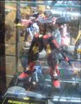 Gundam Astray Red Samurai Frame by granturismomh