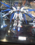 MG Strike Freedom Gundam Full Burst at Comic Con by granturismomh