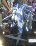 MG Hi Nu Gundam by granturismomh