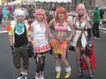 Anime Cosplay at Japanese Festival 2 by granturismomh
