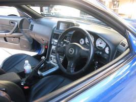 Nissan R34 Skyline GT-R Cockpit 2 by granturismomh