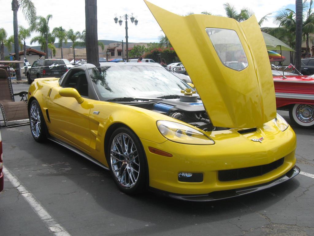 Chevrolet Corvette C6 ZR1 by granturismomh