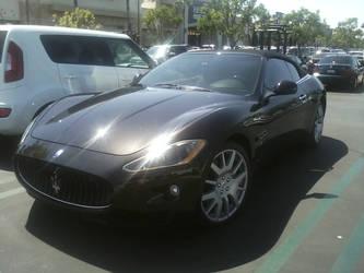 Maserati Gran Turismo Convertible 2 by granturismomh