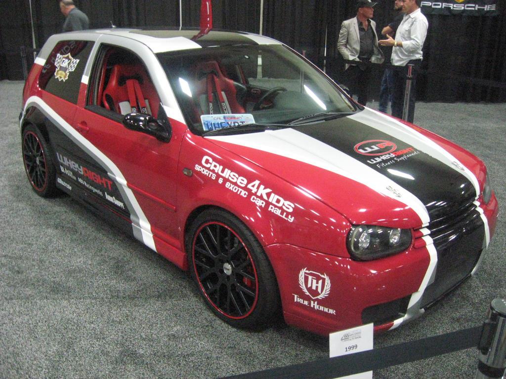 VW Golf GTI V Dub Tuned Car by granturismomh
