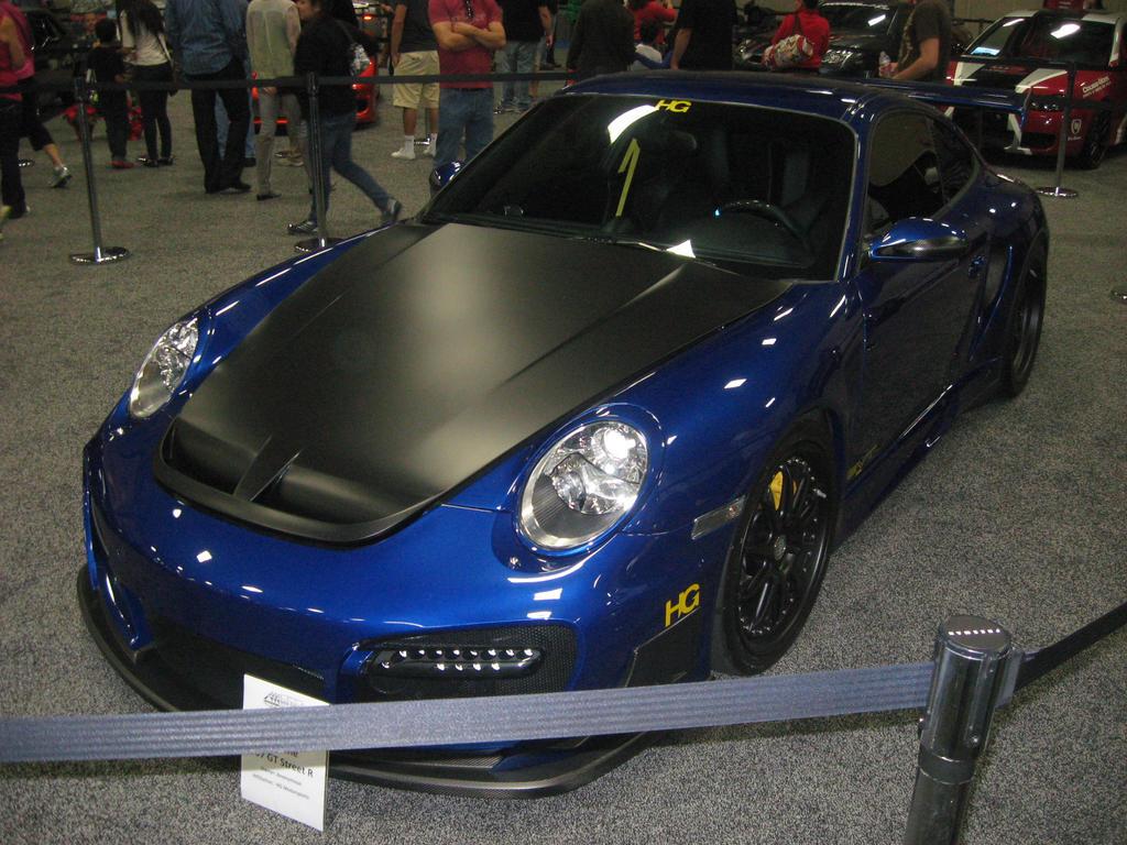 Porsches 911 Tuned Supercar by granturismomh