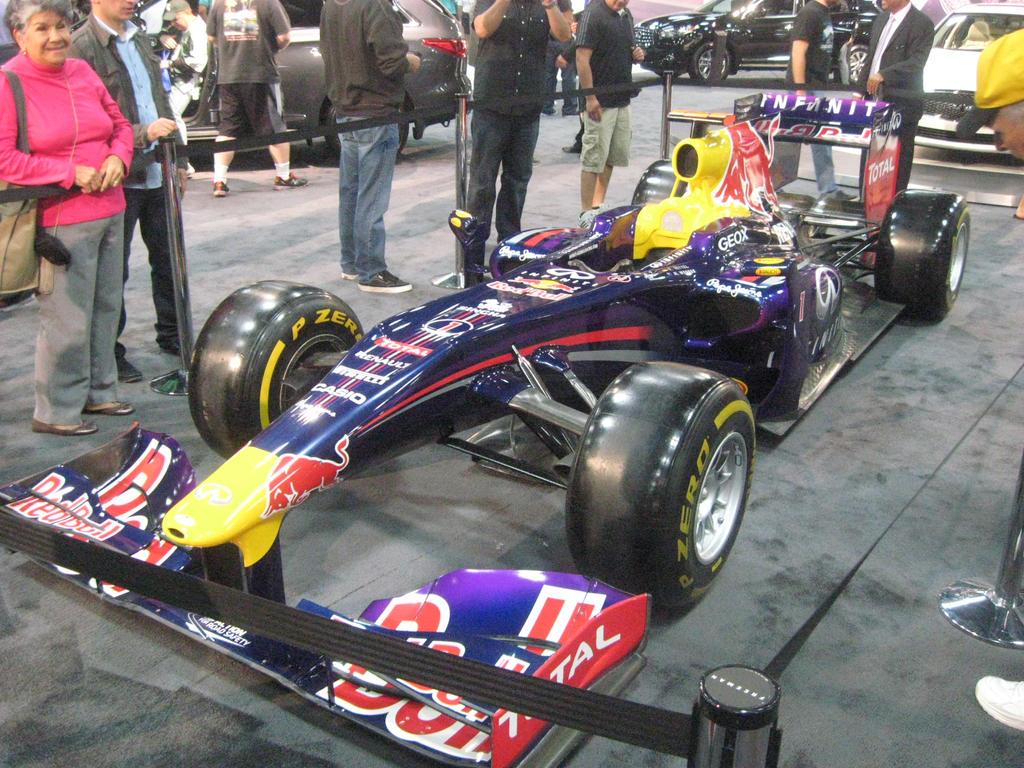 Red Bull Infiniti Renault Formula 1 by granturismomh