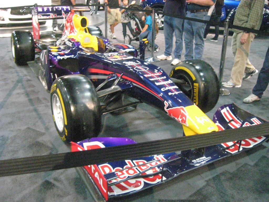 Red Bull Infiniti Renault Formula 1 2 by granturismomh
