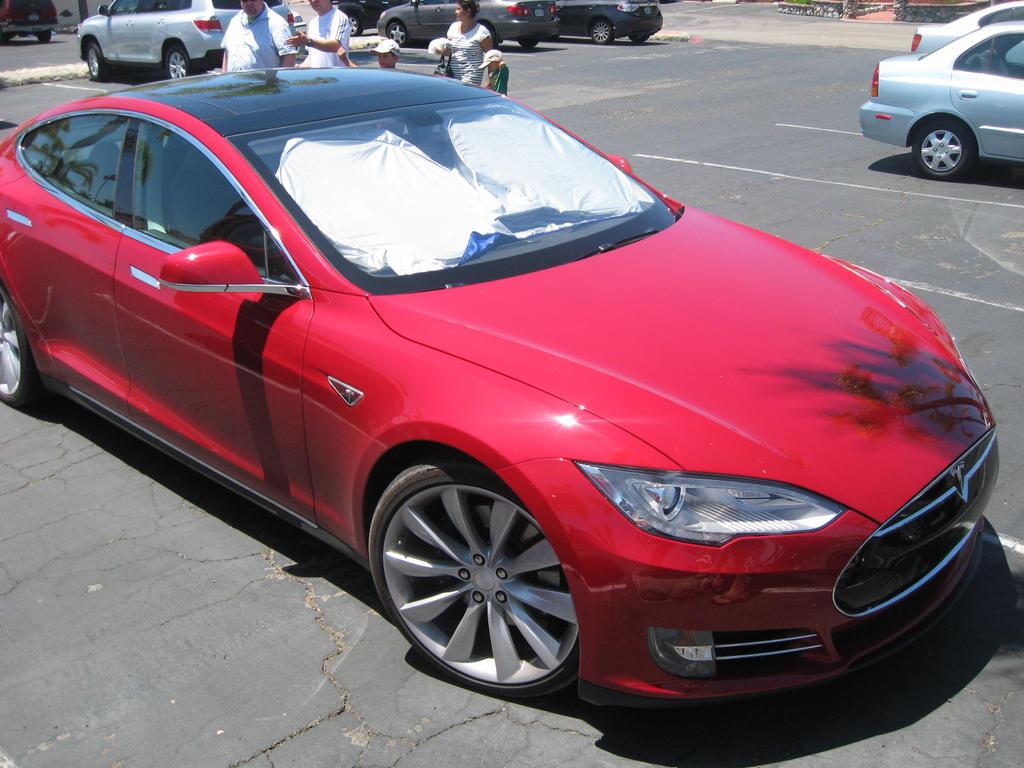 Pubg By Sodano On Deviantart: Tesla Model S 2 By Granturismomh On DeviantArt