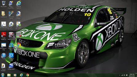 XBox One Holden Commondore SS V8 Supercar by granturismomh