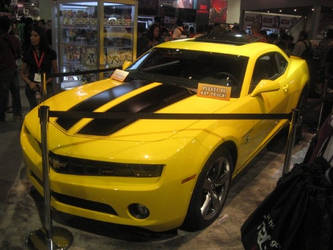 Chevrolet Camaro Transformers Bumblebee 2