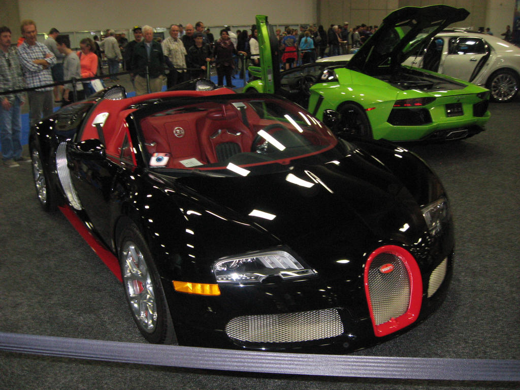 Bugatti Veyron Grand Sport by granturismomh