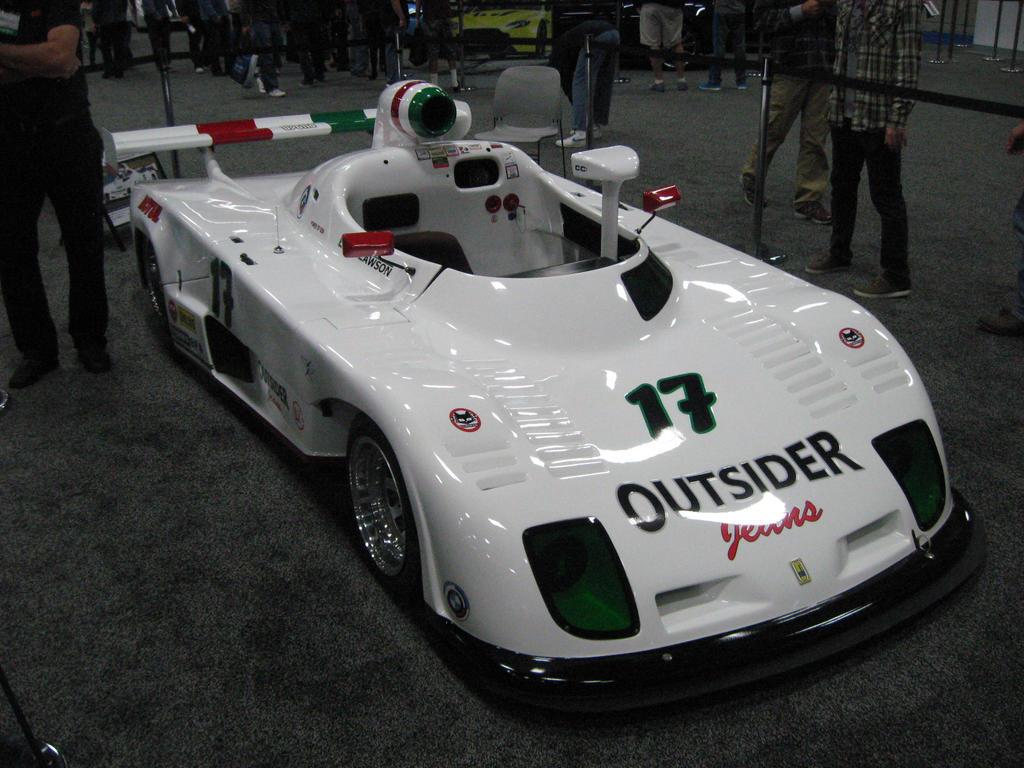 Osella Race Car by granturismomh