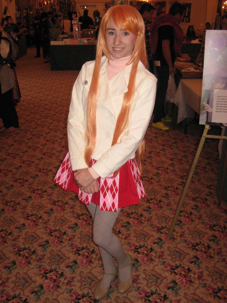 Asuna Yuuki Cosplay from Sword Art Online by granturismomh