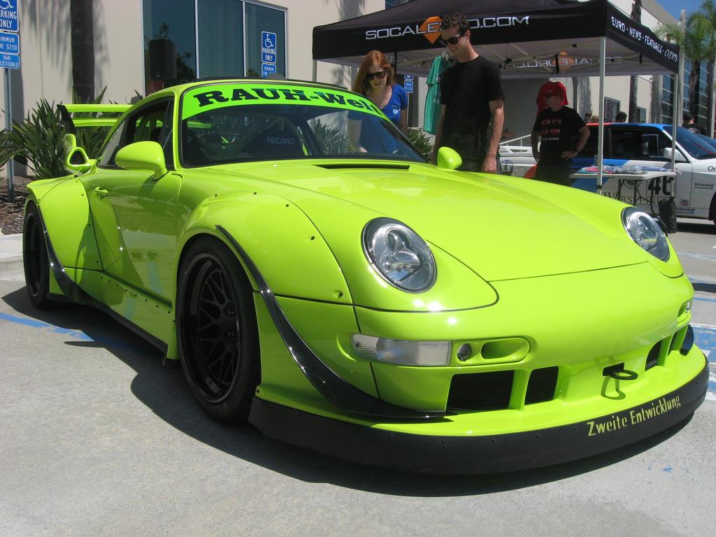 Rauh Welt Porsche 911 by granturismomh
