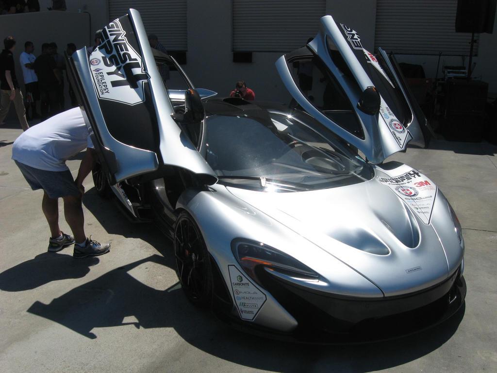McLaren P1 Hypercar by granturismomh