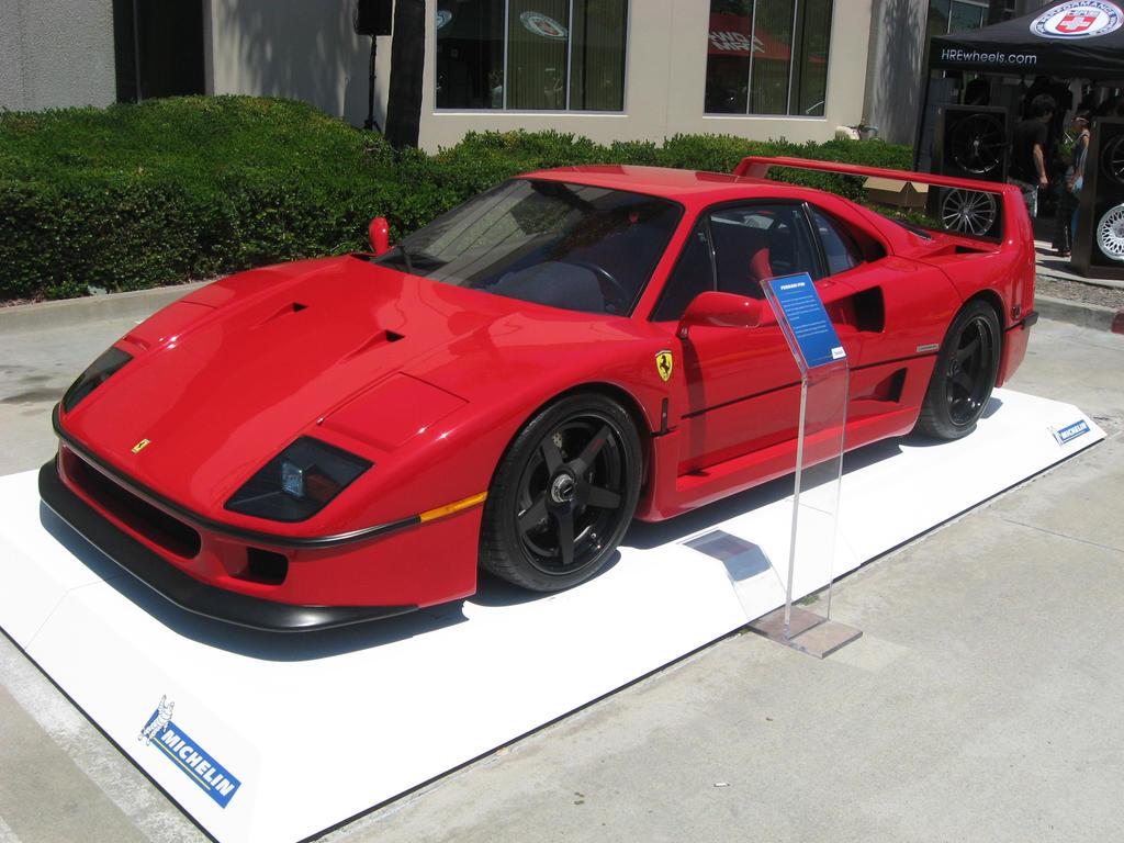 Ferrari F40 by granturismomh