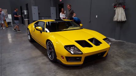 De Tomaso Pantera Modified Supercar