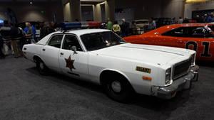 Plymouth Fury Dukes Of Hazzard Police Car