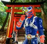 Kamen Rider Hibiki by granturismomh
