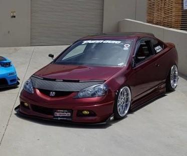 Honda Integra Tuned Car by granturismomh