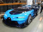 Bugatti Vision Gran Turismo by granturismomh