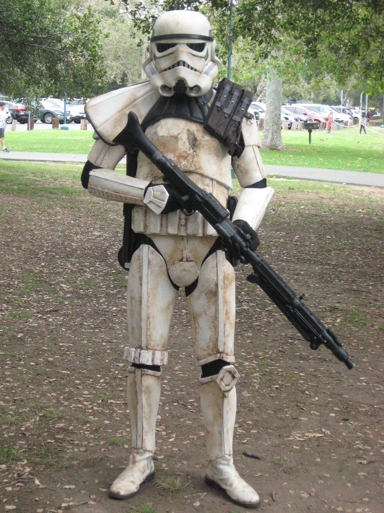 Star Wars Storm Trooper by granturismomh
