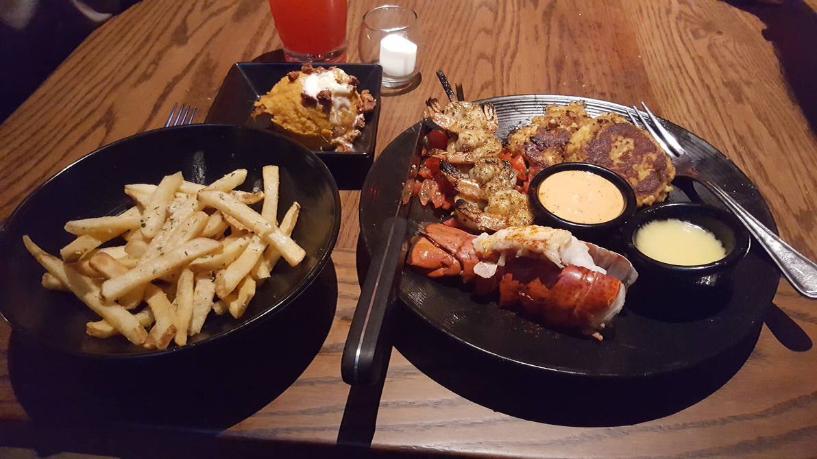 My Lobster for Dinner by granturismomh