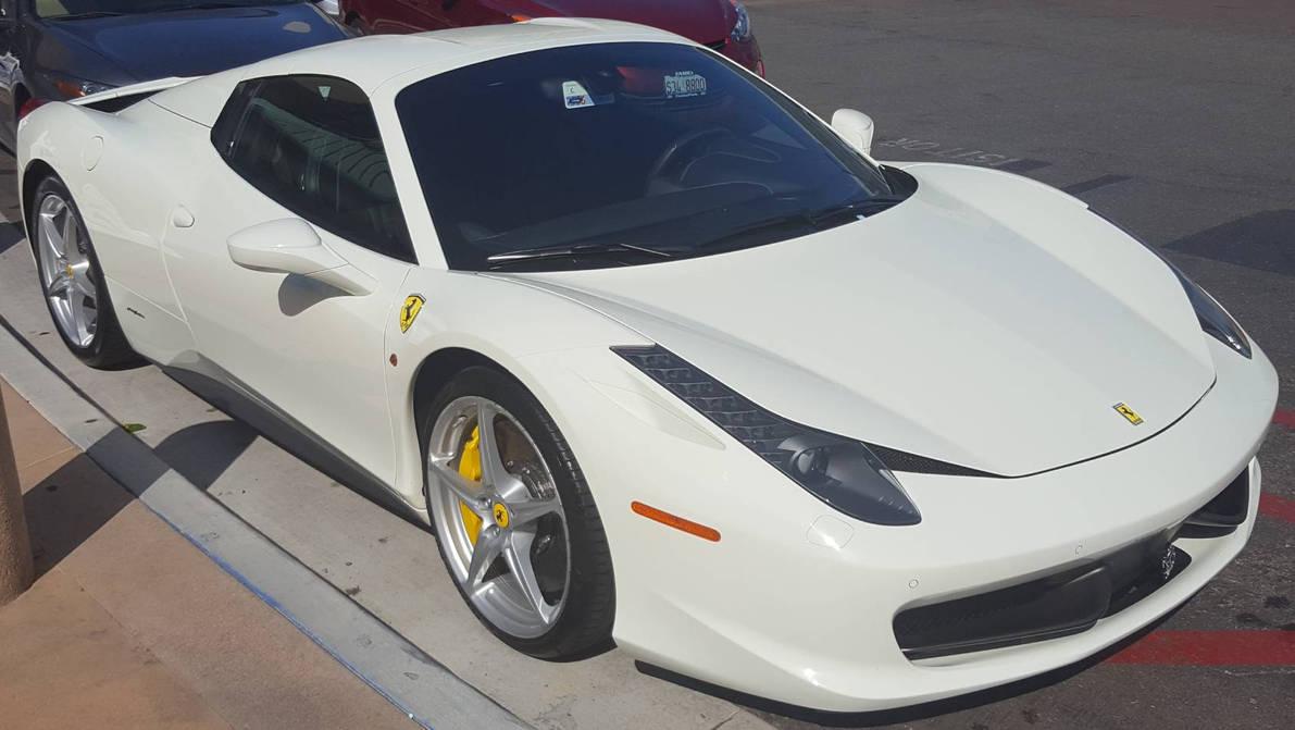 Ferrari 458 Italia  by granturismomh
