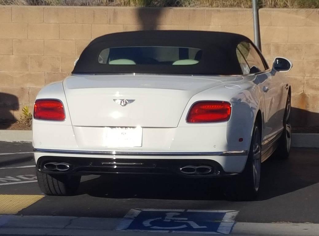 Bentley Continental GT Convertible  by granturismomh