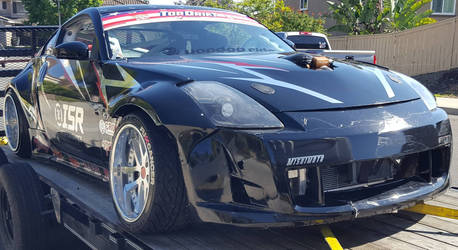 Nissan Fairlady Z Drift Racing Car by granturismomh