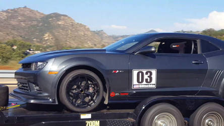 Chevrolet Camaro ZL1 Racing Car by granturismomh