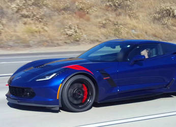 Chevrolet Corvette Grand Sport C7 Stingray by granturismomh