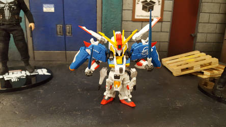 Ex S Gundam