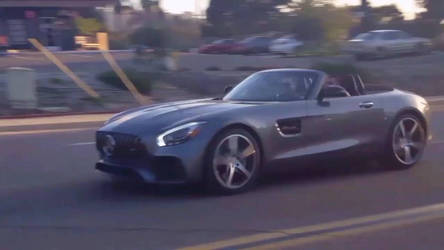 Mercedes-Benz AMG GT Convertible