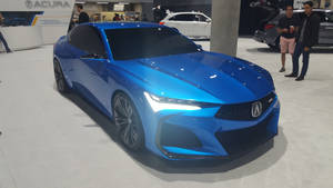 Acura Type S Concept Coupe Car
