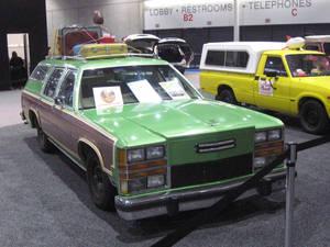 National Lampool Movie Series Station Wagon