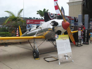 Ryan PT-22 Recruit Plane