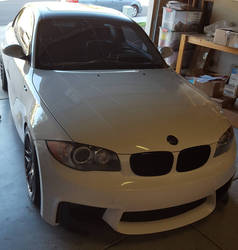BMW 1 Series M Sport Tuned Coupe
