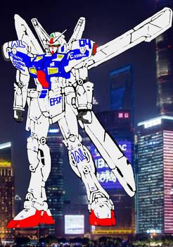 Gundam GP04G Gerbera