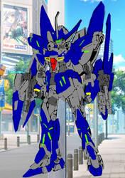 Super Robot Taisen Wildwurger